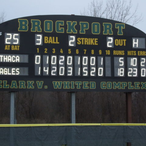 brockport scoreboard