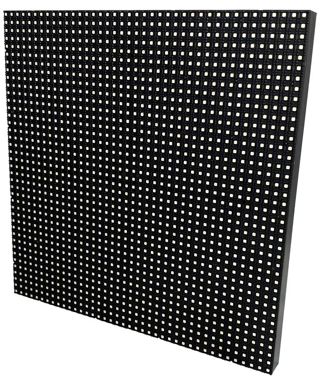 white scoreboard led module