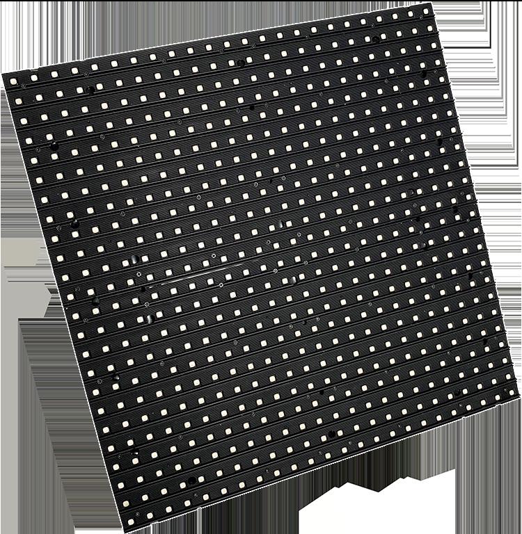 white LED module